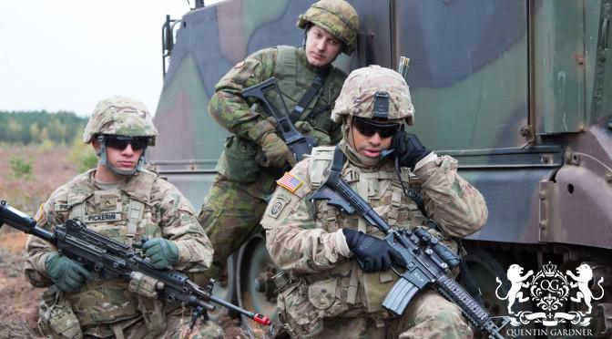 soldierization